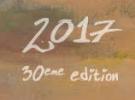 Affiche Ceret de toros 2017