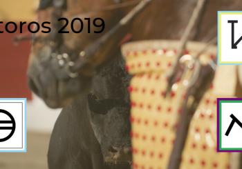 Ganaderias Ceret de toros 2019
